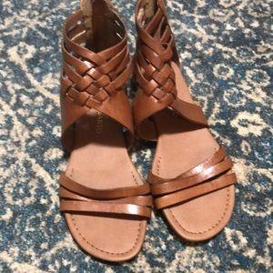 NWOT Franco sarto sandals 7
